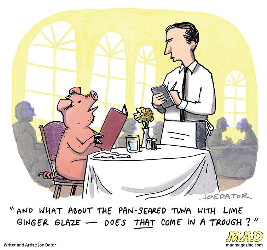 by Joe Dator: Pig