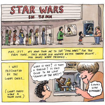 Star Wars: My 40th Anniversary Memories by Joe Dator