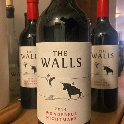The Walls Vineyards by Joe Dator